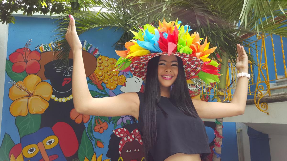Barrio El Campito va por su segunda corona en el Reinado Popular