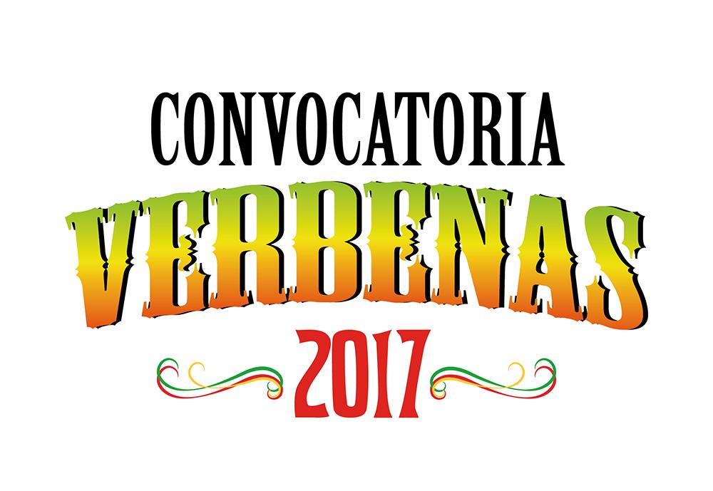 Convocatoria a realizadores de verbenas 2017