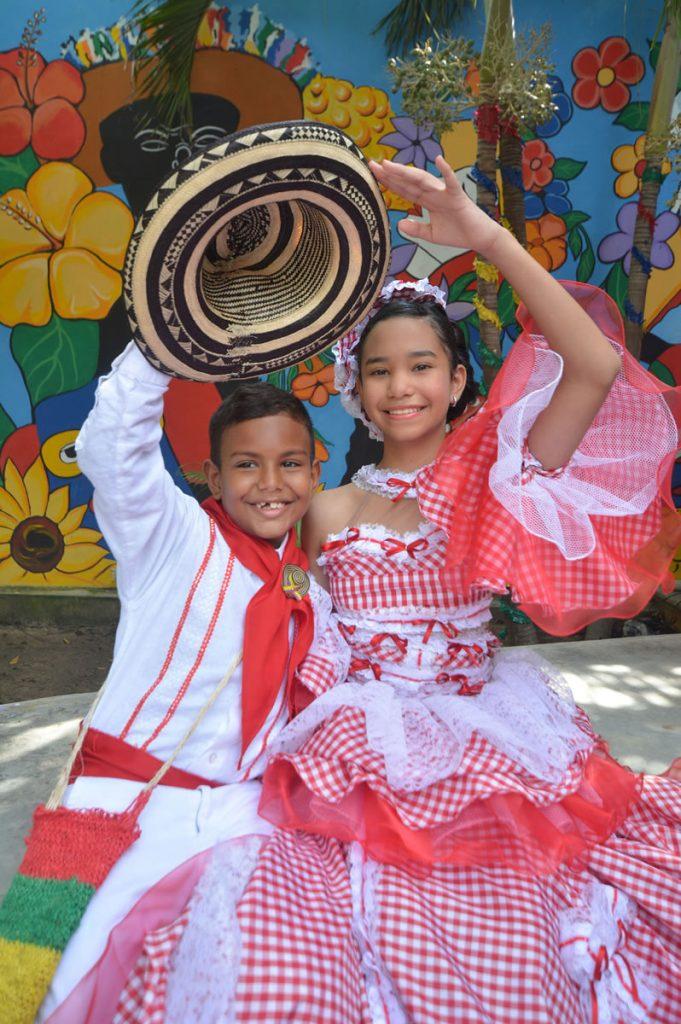 Reyes del Carnaval de los Niños 2017