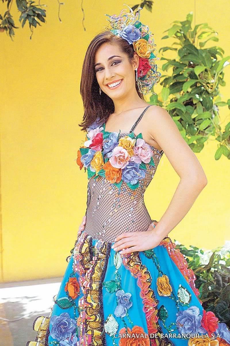 Margarita Lora Gerlein - Reina del Carnaval 2003