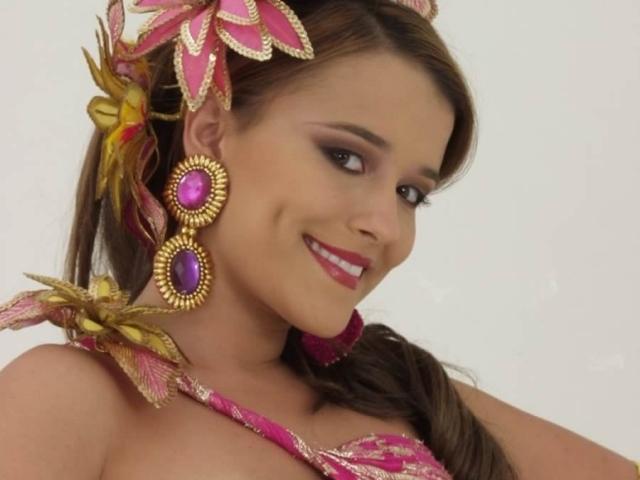 María Isabel Dávila Clavijo - Reina del Carnaval 2006