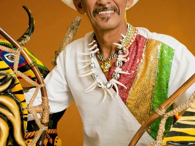 Jose Francisco Llanos Ojeda - Rey Momo 2013