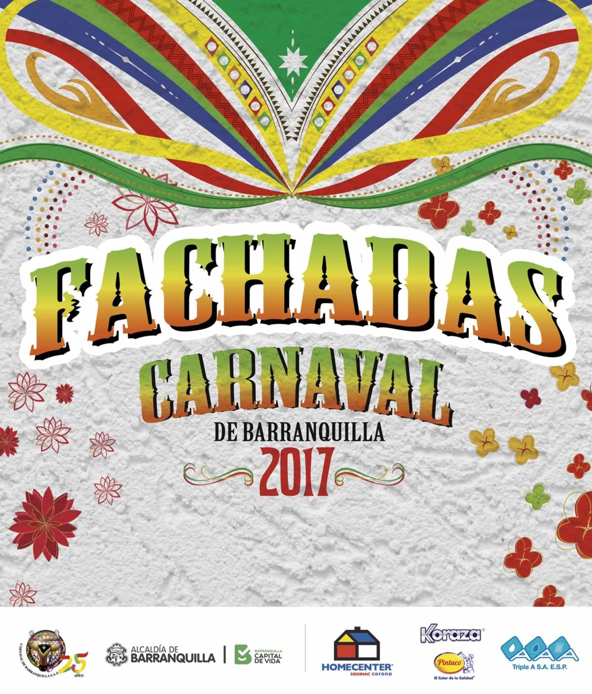 Abiertas inscripciones del concurso Fachadas de Carnaval