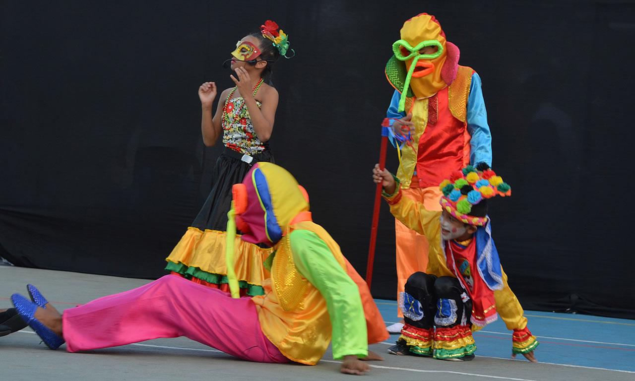 Festival de Comedias; Parque Calancala