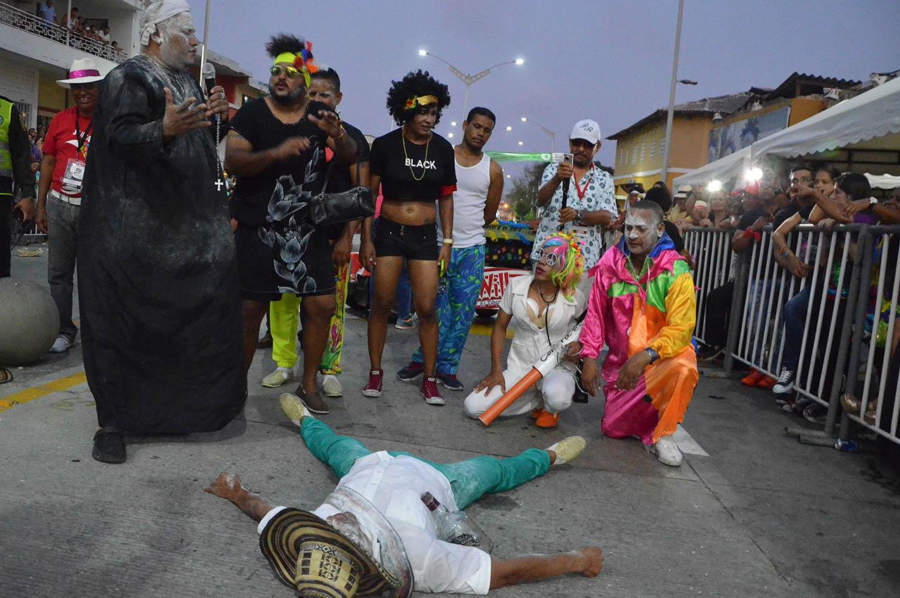 Entre risas y llanto se despide Joselito del Carnaval 2020