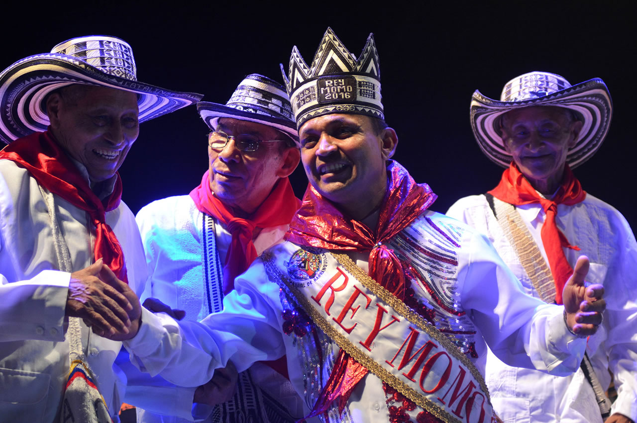 Noche de Tambó con coronación de Lisandro Polo como 'Rey del Folclor'