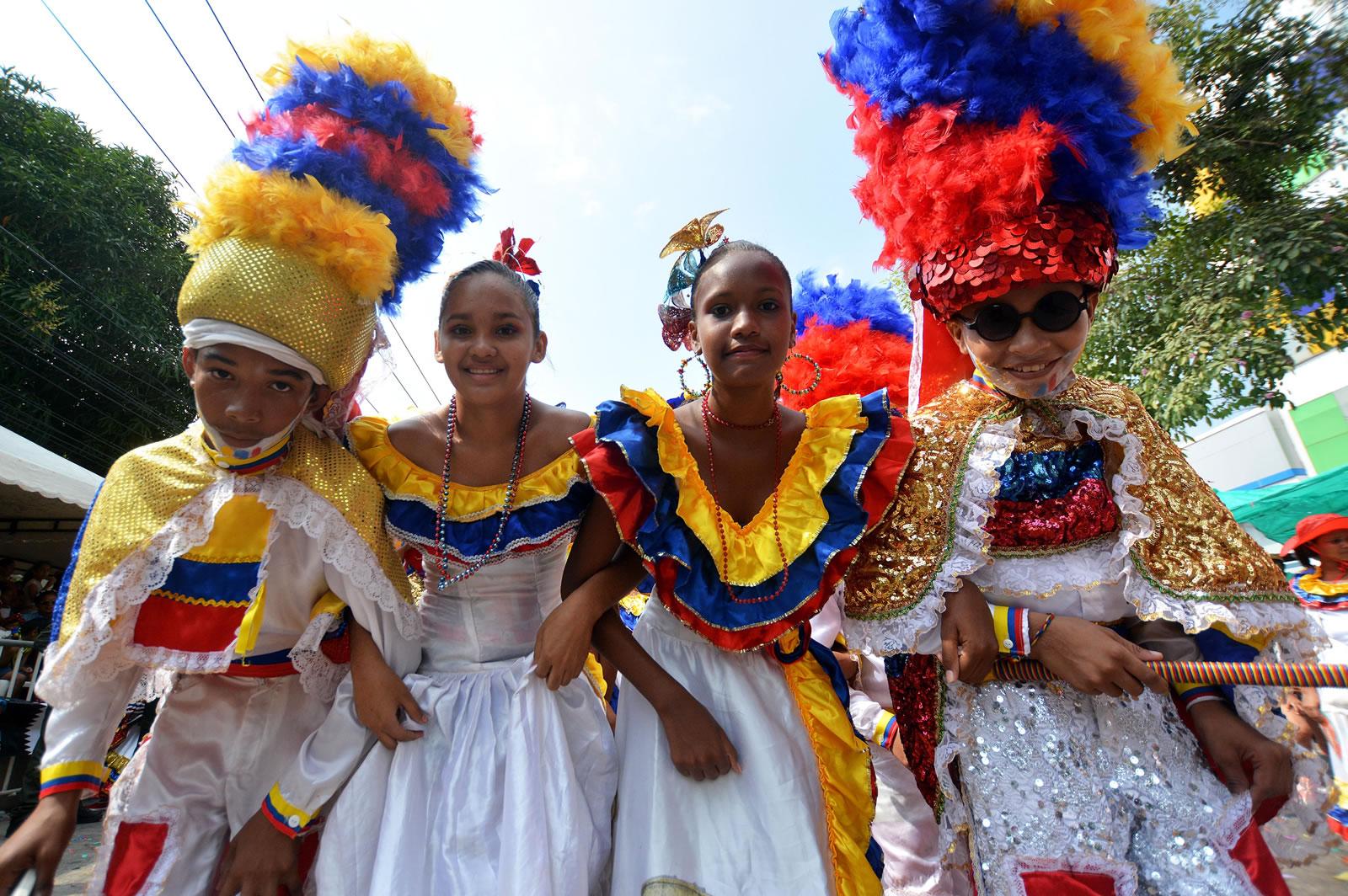 Desfile del Carnaval de los Niños 2016