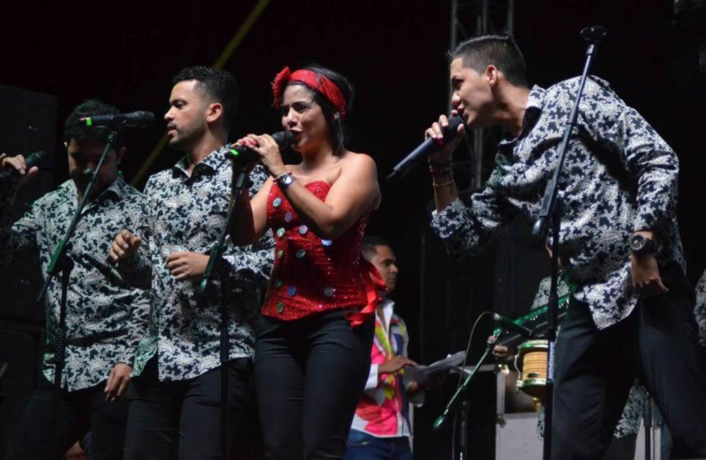 Canción inédita 'El bombero' intepretada por Son del sabor, autoría de Willie Calderón.
