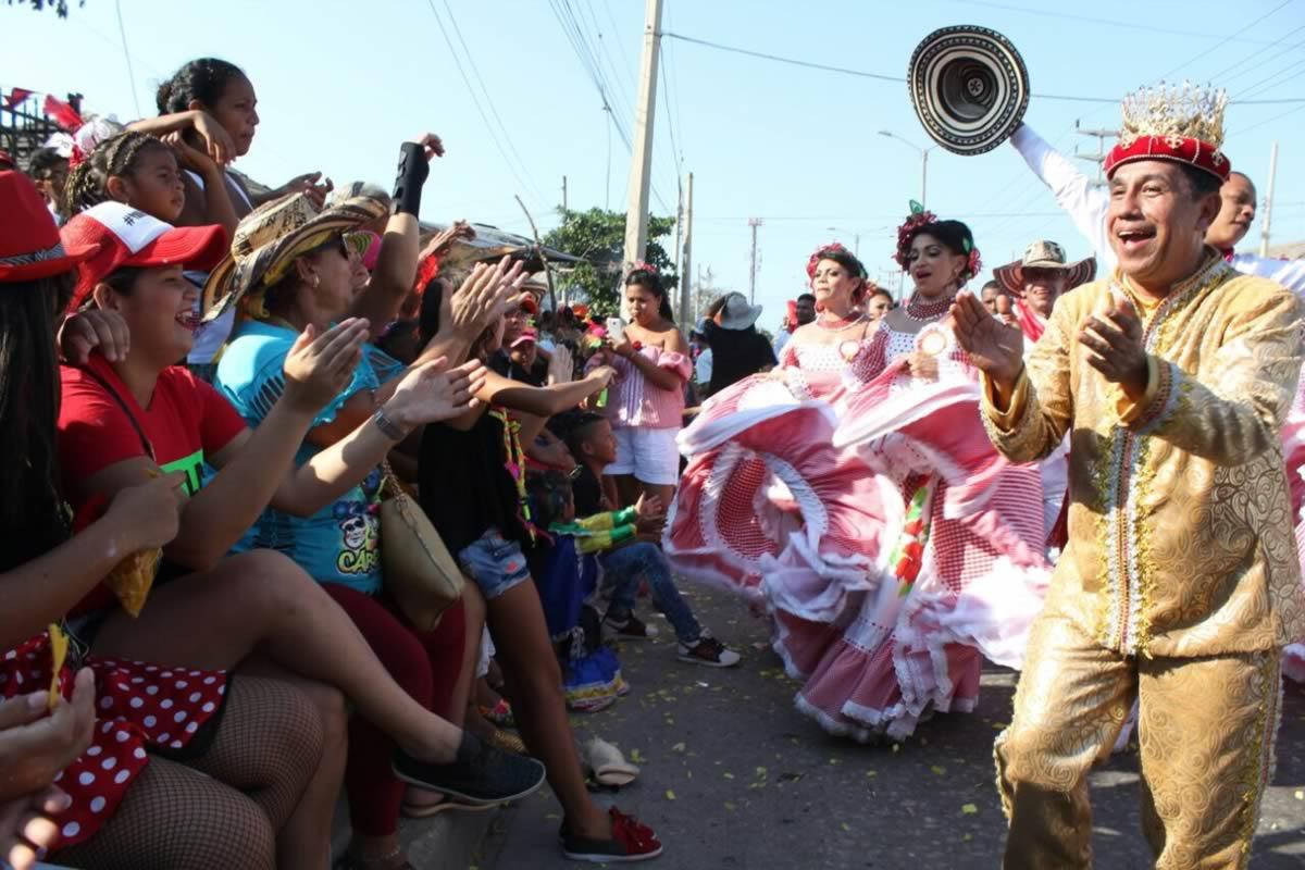 La calle 17 tributo la Cumbia