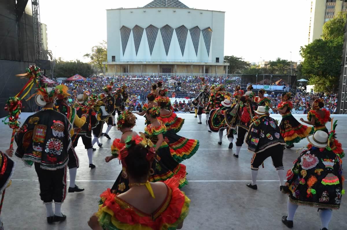 La esencia de nuestro Patrimonio en la Fiesta de Danzas y Cumbias