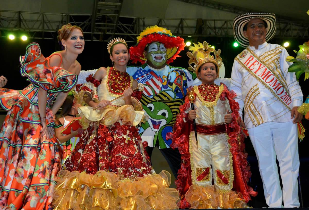 Así fue la Coronación de los Reyes del Carnaval de los Niños