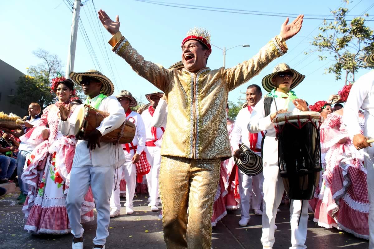 Gran Desfile del Rey Momo