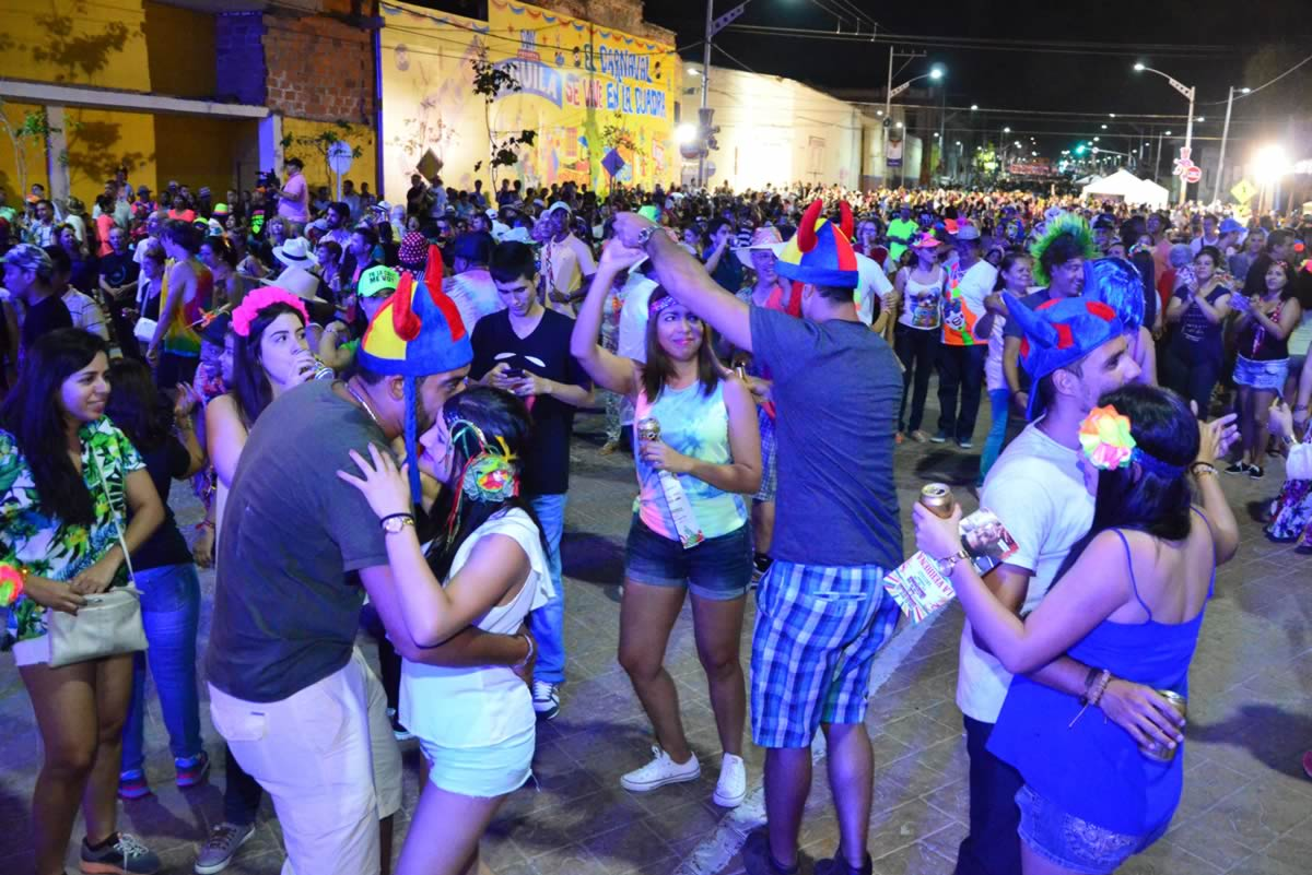 Baila la calle: tres días de música para que lo viva y baile la gente