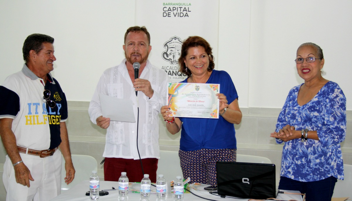 Carnaval de Barranquilla recibe reconocimiento del Barrio Abajo y Montecristo