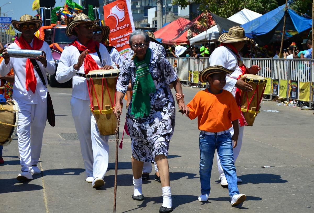 Ganadores concursos del Carnaval de Barranquilla 2017