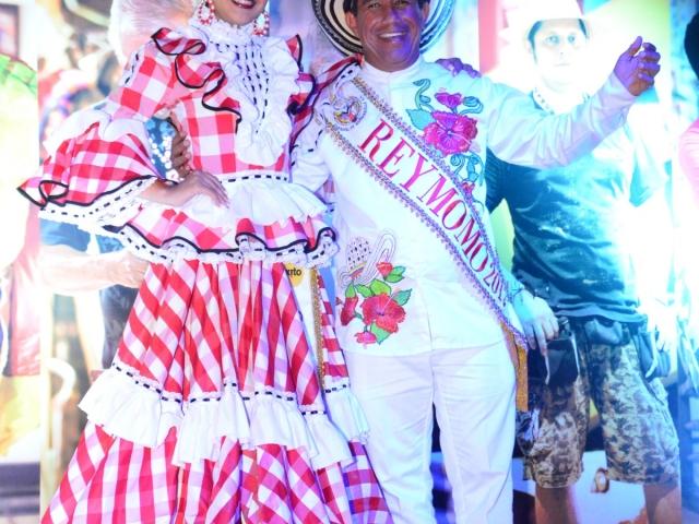 La Reina Popular y el Rey Momo presidirán la muestra en Mundo Aventura