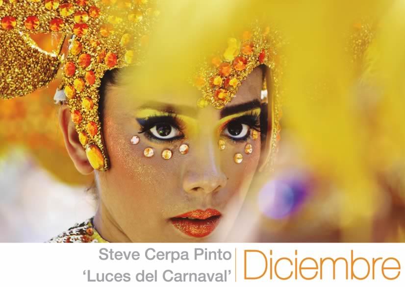 8. Diciembre, Luces del Carnaval, Steve Cerpa