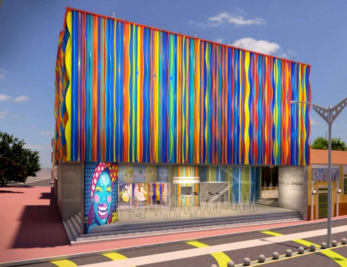 Inicia el proceso de construcción del Museo del Carnaval