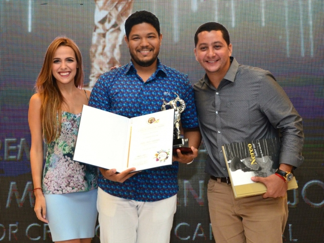 Categoría Televisión: Emir Lara, de Señal Colombia.