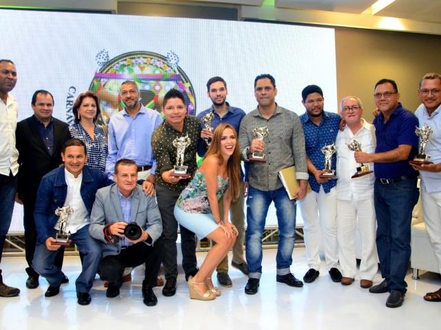 Los ganadores recibieron la estatuilla del Torito y $3 millones de pesos.