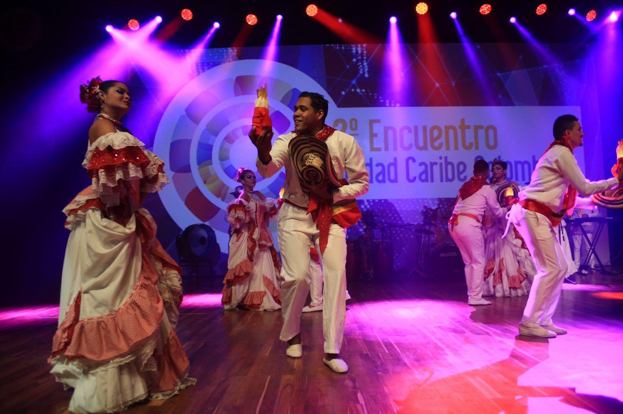 Gran participación del Carnaval de Barranquilla en el II Encuentro Ciudad Caribe