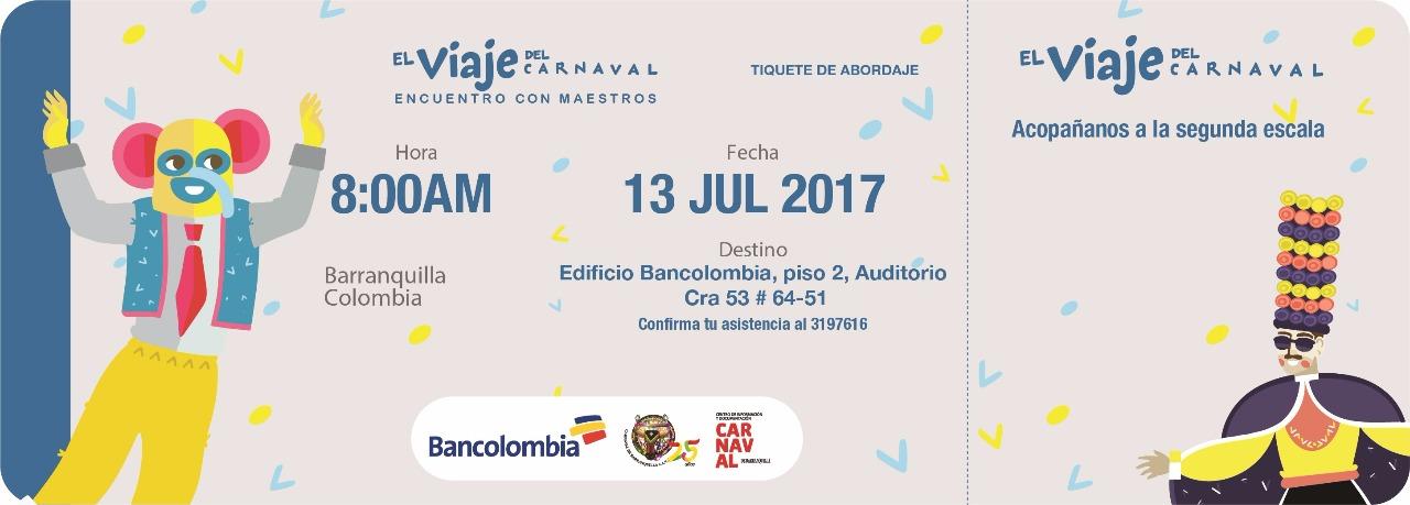 'El Viaje del Carnaval' emprende su segundo vuelo con docentes de Barranquilla