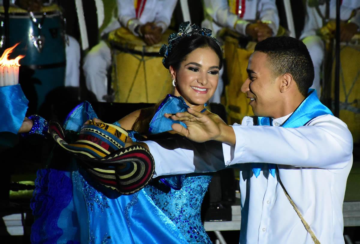 Una agenda llena de amor y Carnaval vivió la Reina Valeria durante la semana