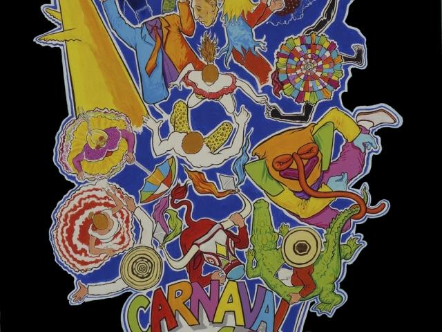 El Carnaval visto desde el piso 20, Betty Kovlasky