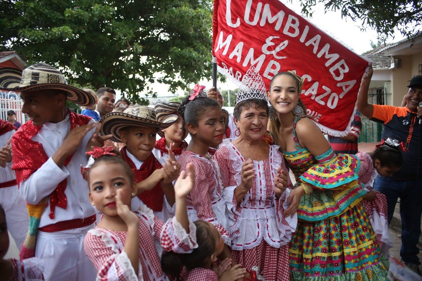 Barranquilla celebra con Valeria Abuchaibe los 100 años de la Reina del Carnaval
