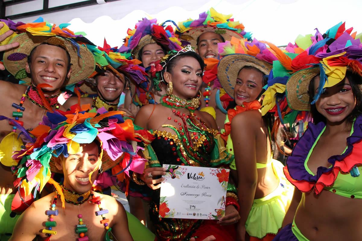 Preámbulo carnavalero anticipó la fiesta en barrios de Barranquilla