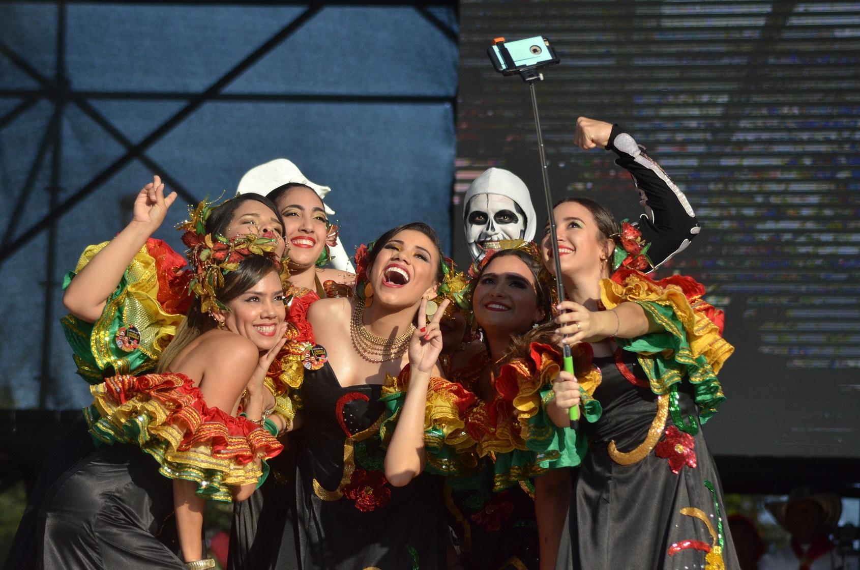Carnaval de Barranquilla estrena el 'Minuto Carnavalero'