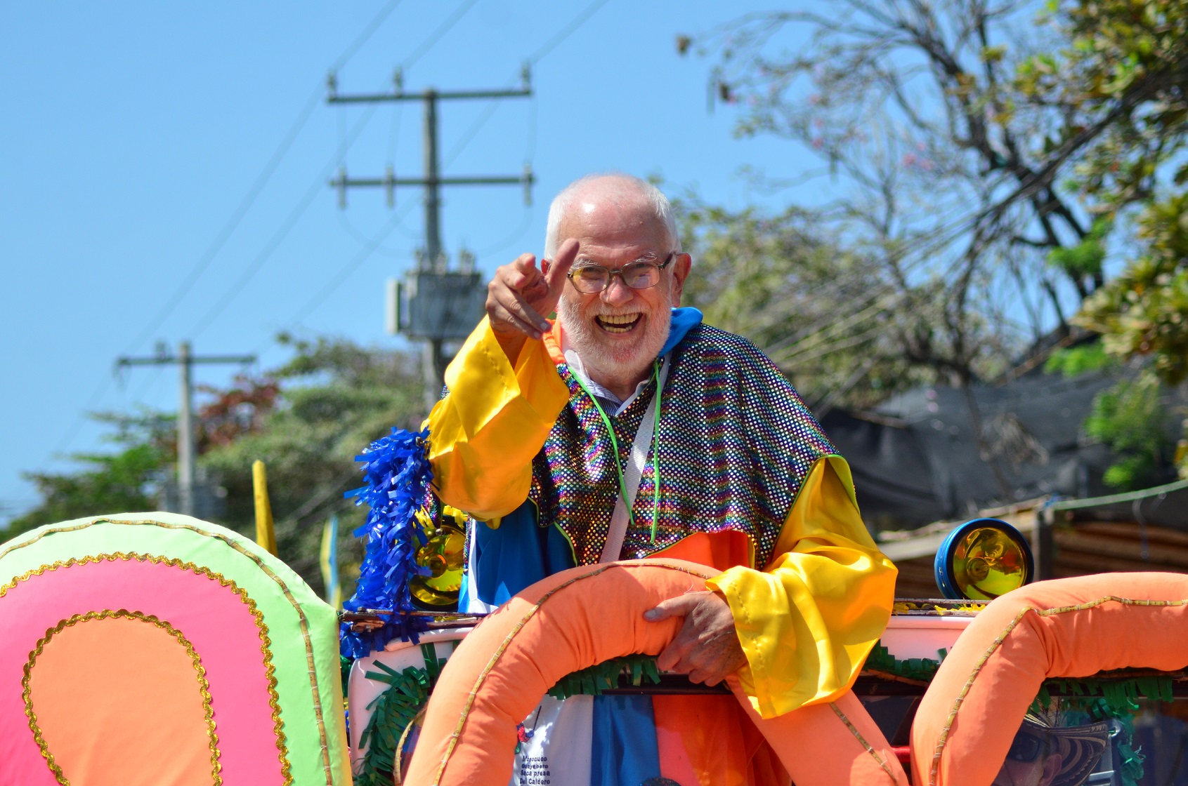 Carnaval de Barranquilla lamenta el fallecimiento de Óscar Fernández