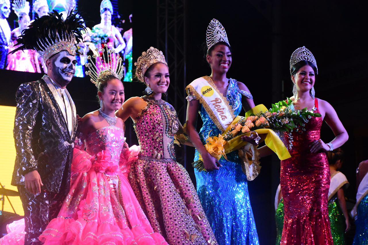 Montecristo, Reina Popular 2018
