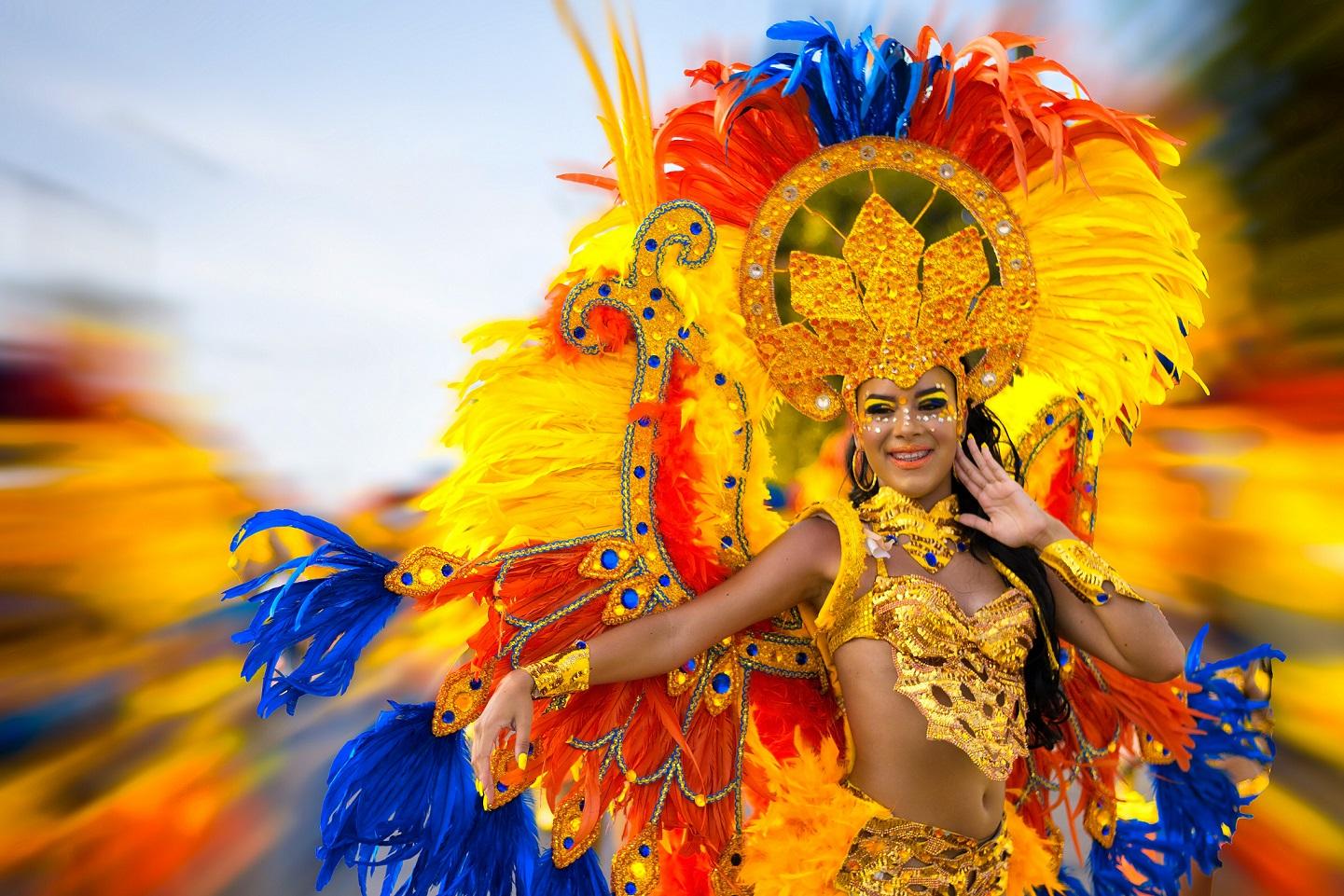 Las Comparsas en el Carnaval de Barranquilla