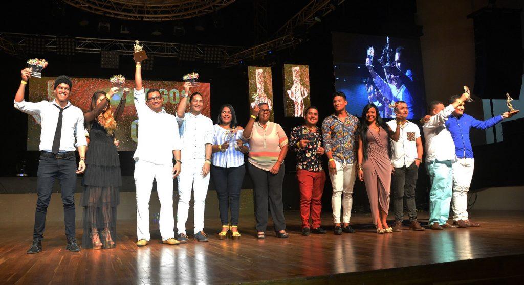 Ganadores Noche de Orquestas.