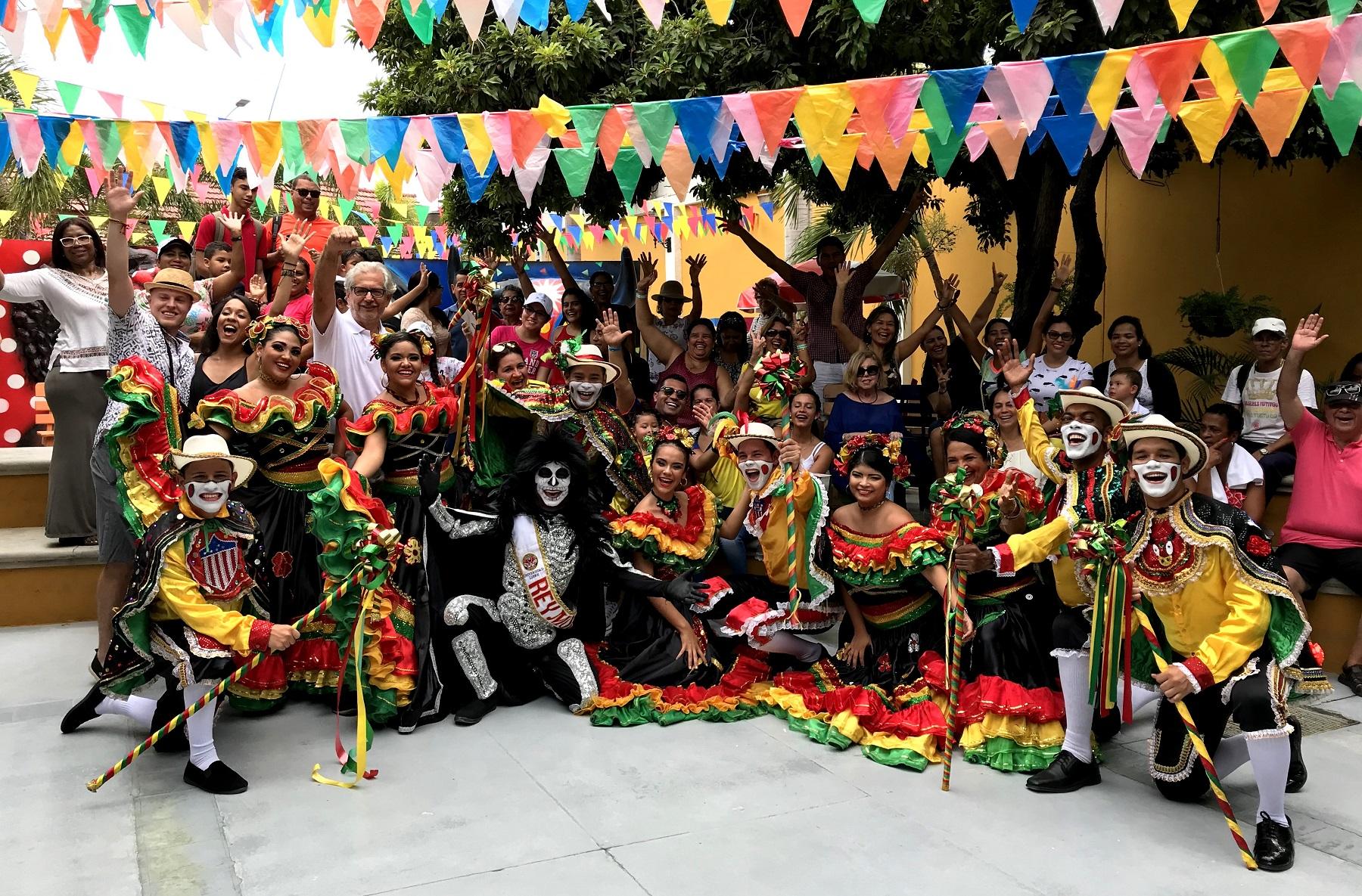 Con más de tres mil visitantes finaliza 'Caribe de Carnaval'