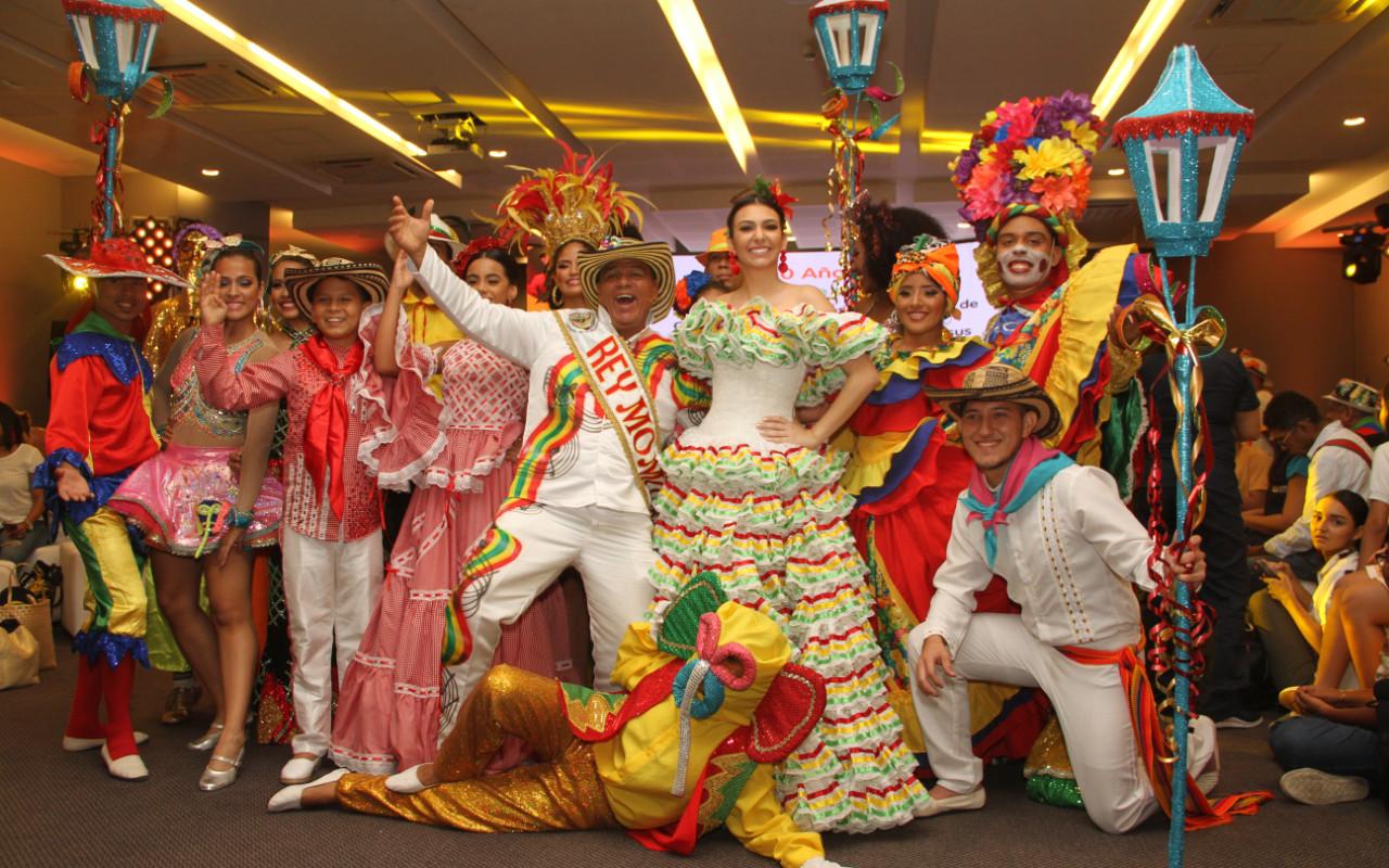 El Carnaval 2019, será ¡Para que lo baile todo el mundo!