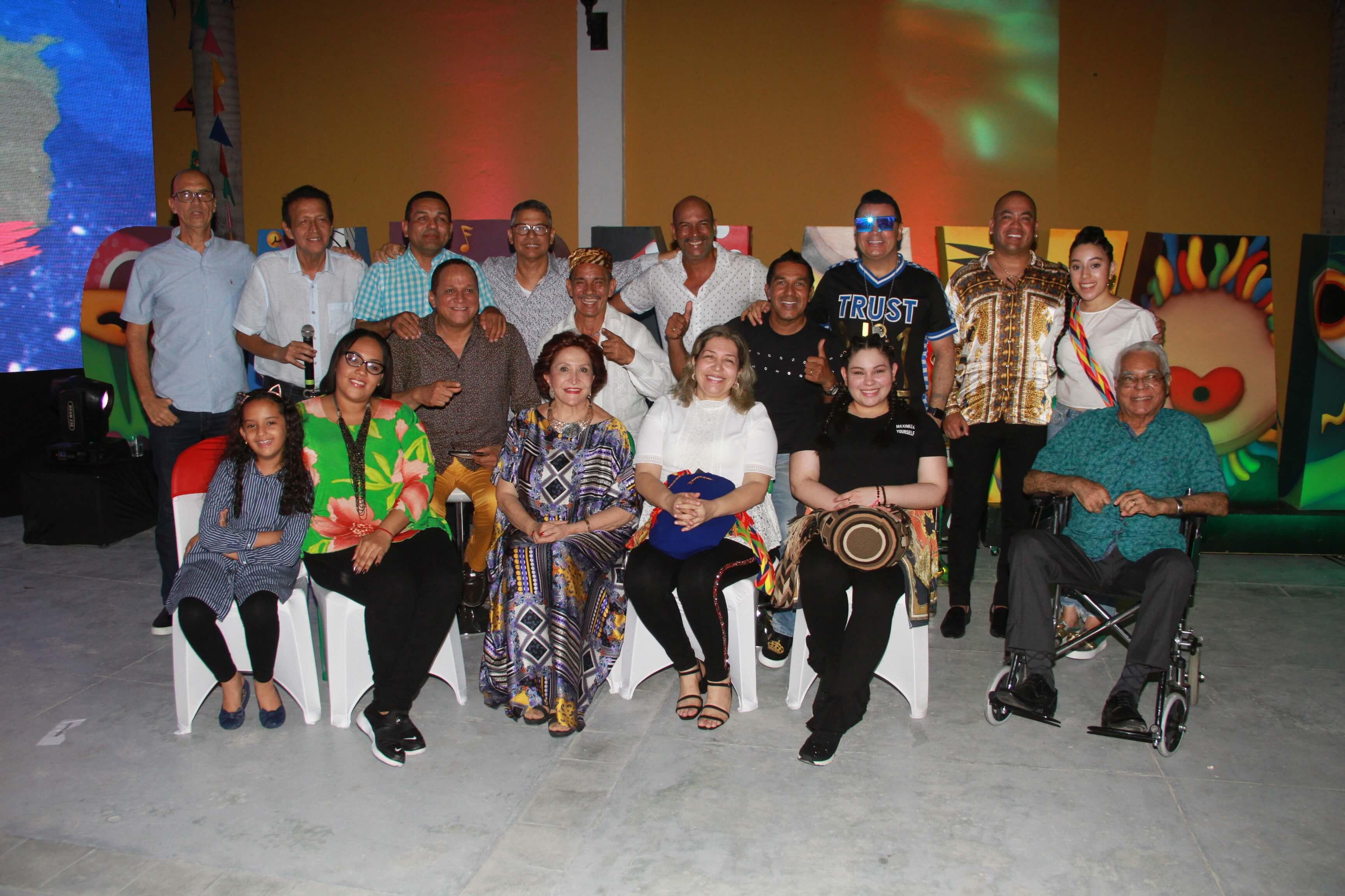 La fiesta musical del Carnaval 2019, inició con homenaje al Joe Arroyo