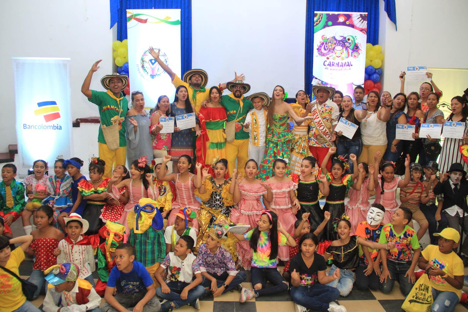 Tercer vuelo de 'El Viaje del Carnaval' finaliza con más de 9.500 estudiantes beneficiados