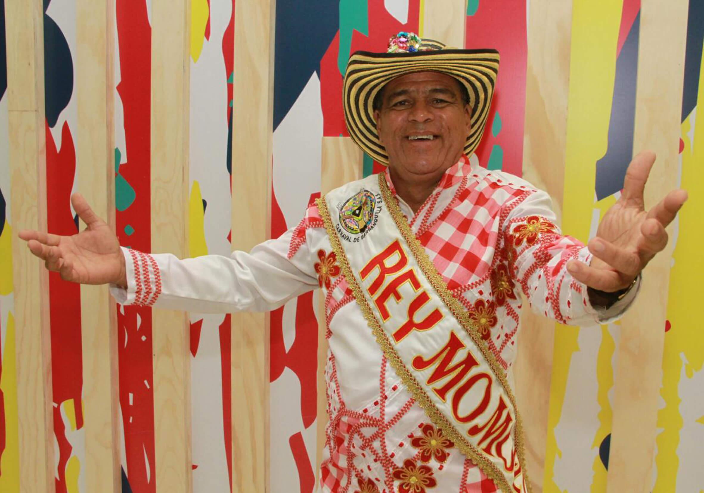 Este sábado Freddy Cervantes celebra 'La Gran Noche del Rey Momo'