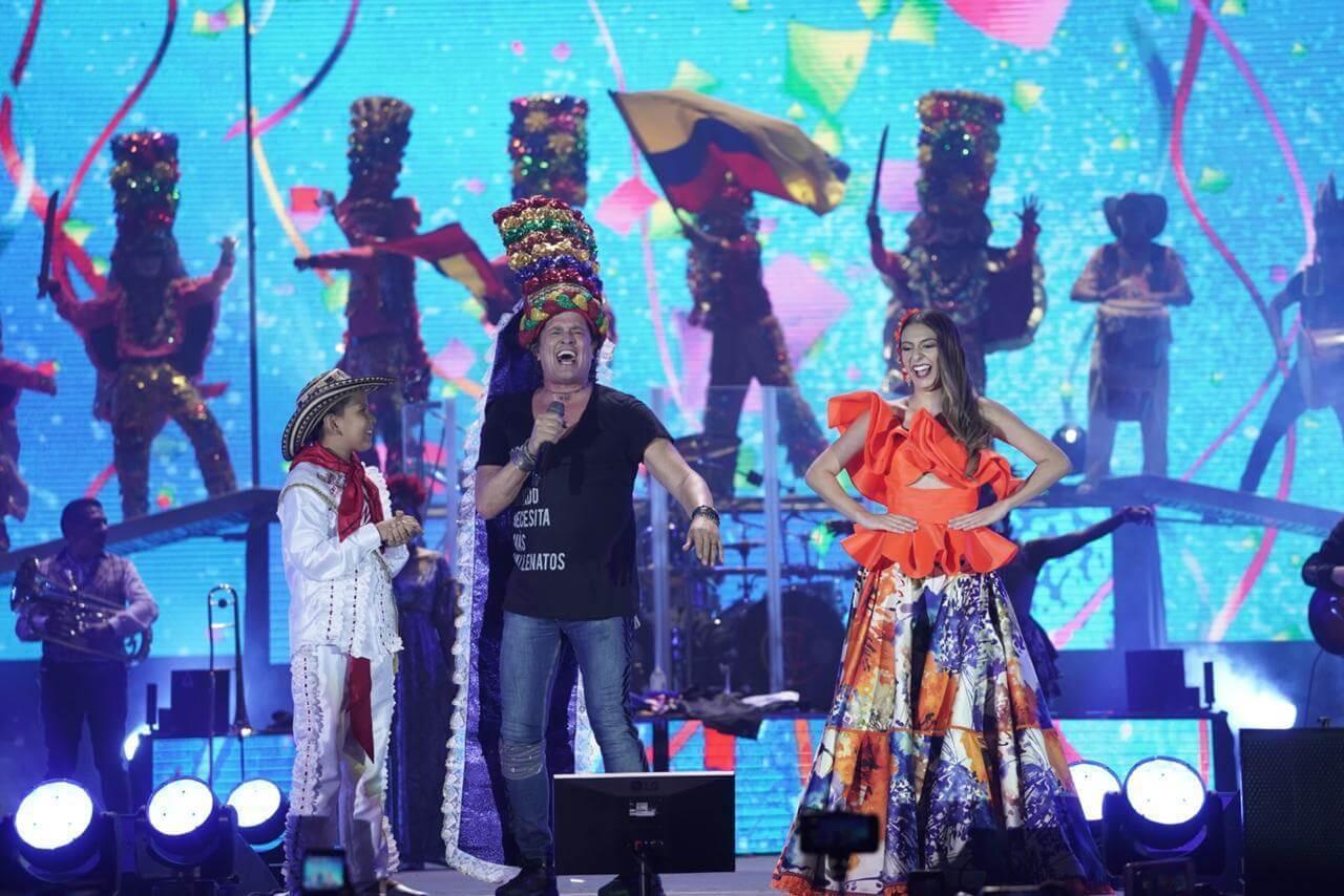 Confirmado Carlos Vives, cantará en la noche de coronación de Carolina Segebre
