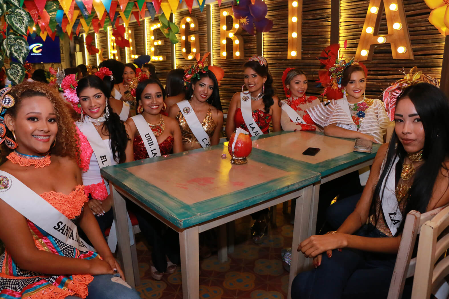 El Carnaval 2019 se vive en los barrios con las coronaciones de las Reinas Populares