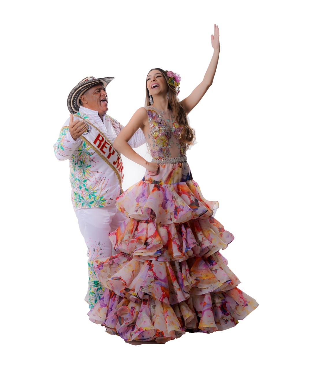 El Carnaval 2019 llega al Palacio de Nariño