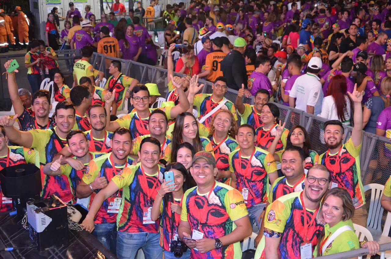 Acreditación de Prensa para el Carnaval 2020