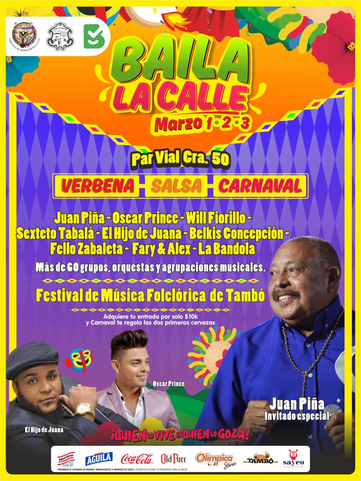 'Baila la Calle' regresa con más música