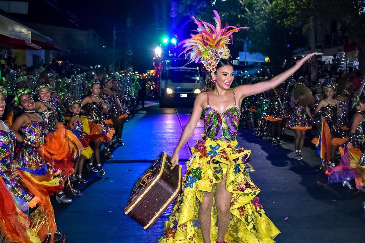 Barranquilla cantó y bailó las canciones de Esthercita en la noche de Guacherna