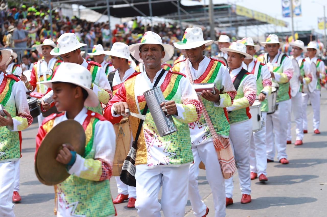 4.500 artistas de Casas Distritales de Cultura y EDA se tomarán los desfiles de Carnaval