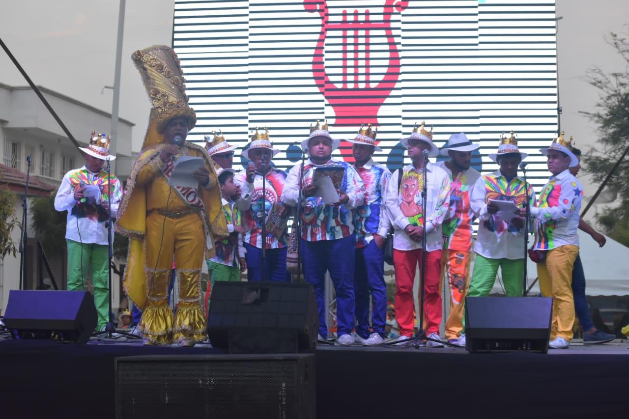 Encuentro de Letanías, un homenaje a la oralidad en el Carnaval de Barranquilla