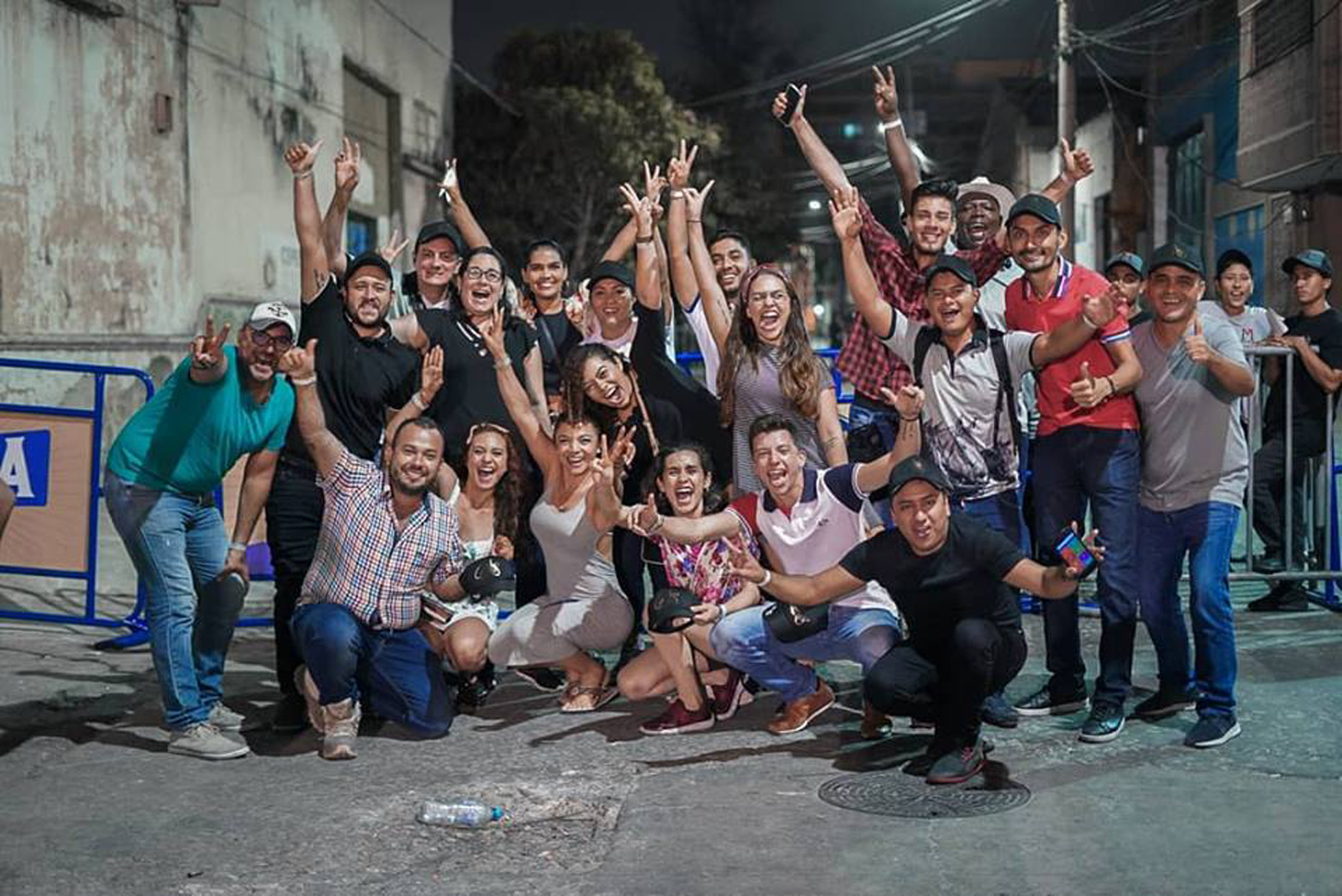 Ganadores Noche de Orquestas 2019