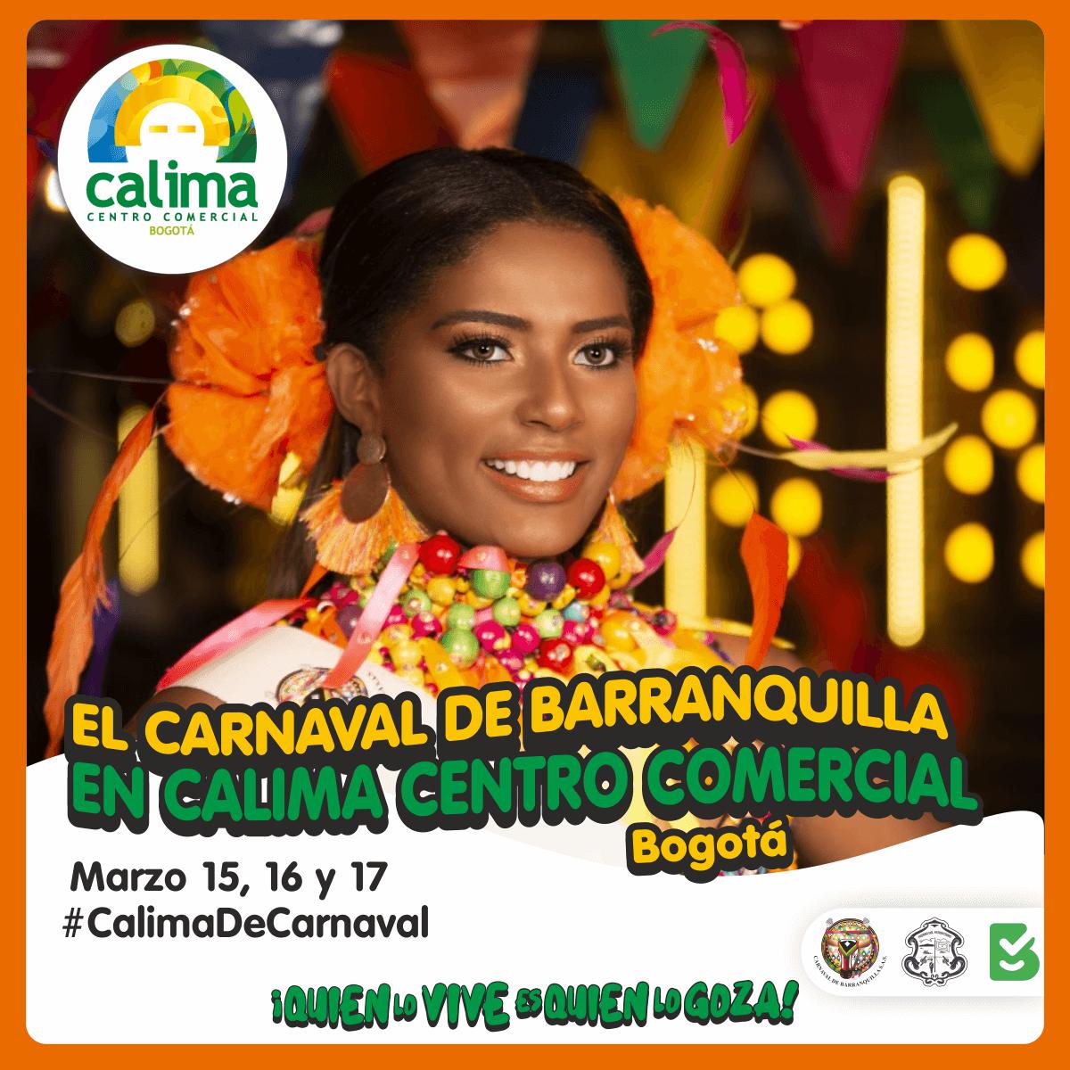 Después de la gran fiesta de maravilla, el Carnaval de Barranquilla 2019 se toma Bogotá